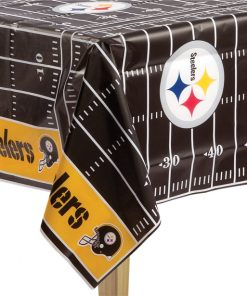 NFL Pittsburgh Steelers Plastic Tablecover