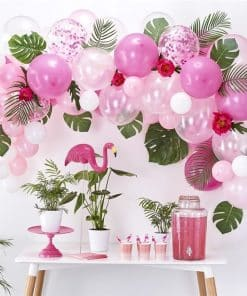 Pink Balloon Arch