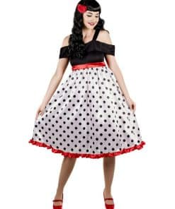 Rockabilly Adult Costume
