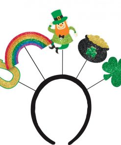 St Patrick's Day Over the Rainbow Headboppers