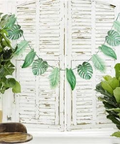 Tropical Fiesta Palm Garland