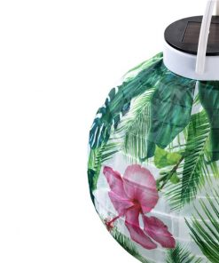 Tropical Fiesta Solar Powered Lantern