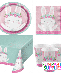 Birthday Bunny Party Pack for 8
