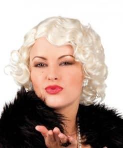 Blonde 50's Marilyn Wig