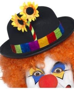 Clown Bowler Hat