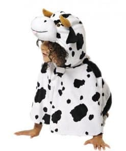 Cow Cape Child Costume