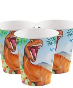 Dinosaur Adventure Party Cups