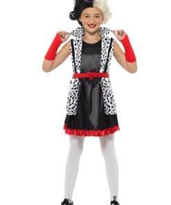 Evil Little Madam Child Costume