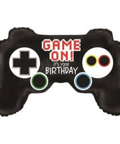 Game Controller Birthday Balloon