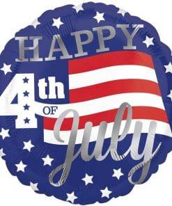 Happy 4th of July Balloon