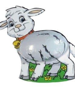 Happy Lamb Chocolate