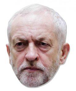 Jeremy Corbyn Cardboard Mask