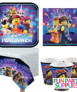 Lego Movie 2 Party Pack for 8