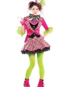 Mad Hatter Child & Teen Costume