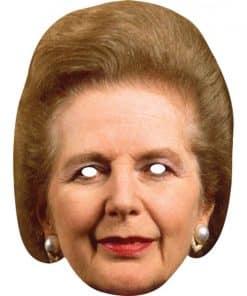 Margaret Thatcher Mask