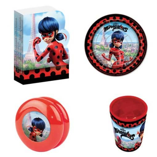 Miraculous Ladybug Toy Favour Pack