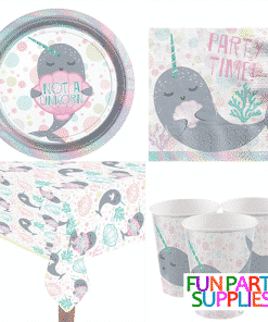 Narwhal Party Pack for 8