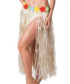 Natural Hawaiian Long Skirt