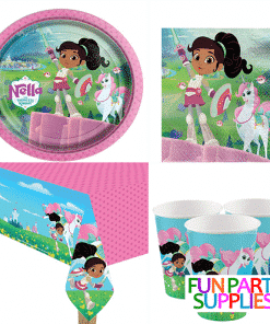 Nella The Princess Knight Party Pack for 8
