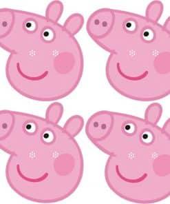 Peppa Pig Fun Face Masks