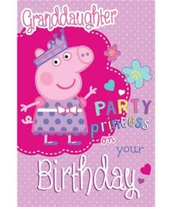 Buy Peppa Pig Party Decorations Novelties Next Day Delivery