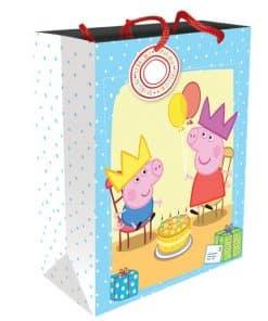 Peppa Pig Large Gift Bag