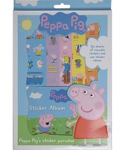 Peppa Pig Paradise Sticker Box