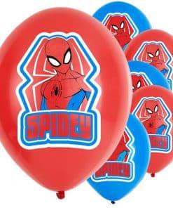 Spiderman 'Spidey' Balloons