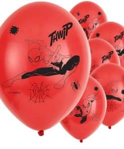 Spiderman Team Up Balloons