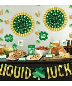 St Patrick's Day Bar Decorating Kit