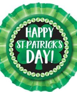 St. Patrick's Day Badge