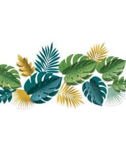 Tropical Decorative Leaves