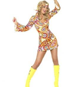 1960's Hippie Adult Costume