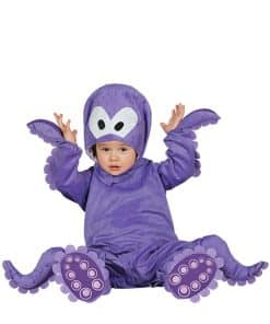 Baby Octopus Baby & Toddler Costume