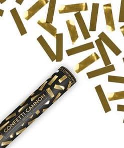 Gold Foil Confetti Cannon