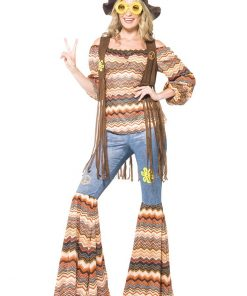 Harmony Hippie Adult Costume