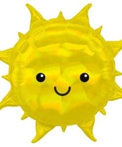 Iridescent Sunshine Balloon