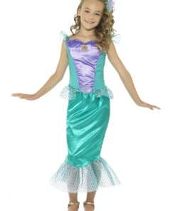 Mermaid Child Costume