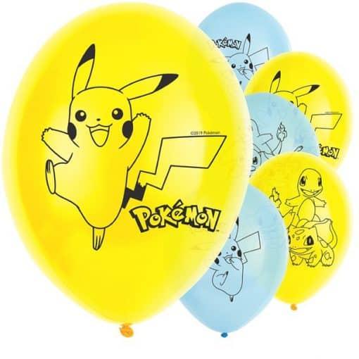 Pokémon Balloons