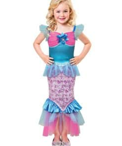 Sparkle of the Sea Child Costume