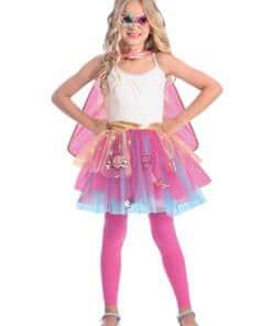 Super Hero Tutu - Child Costume
