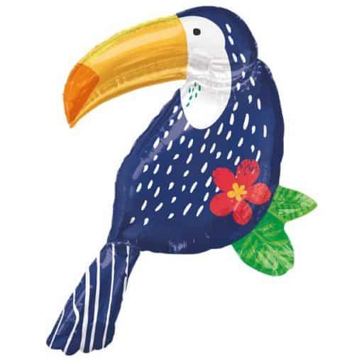 Tropical Jungle Toucan Balloon