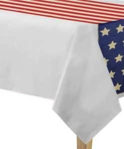 USA Fabric Table Runner