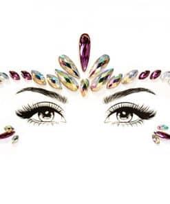Arabian Princess Face Gems