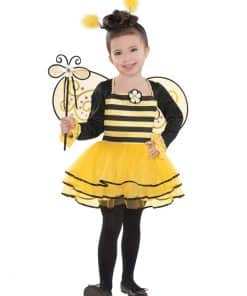 Ballerina Bee Child Costume