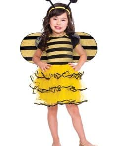 Bumble Bee Toddler & Child Costume