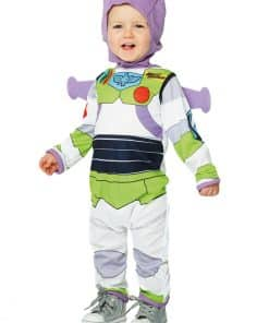 Buzz Lightyear Toy Story Baby and Toddler Costume