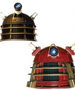 Assorted Dalek DesignsCardPack of 6