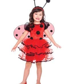 Little Ladybug Toddler Costume