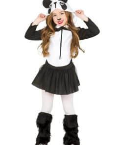 Panda Child Costume